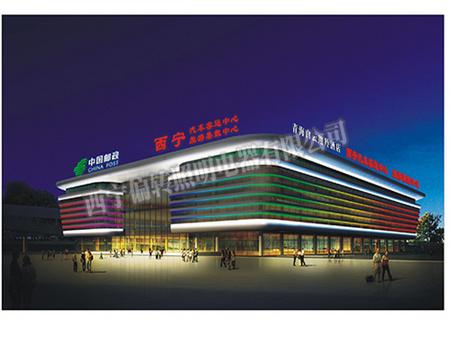 西安景观亮化工程专业承接,渭南商业街亮化工程