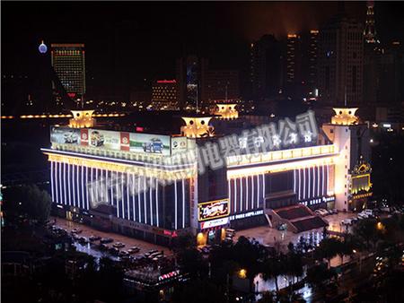 西安夜景亮化照明工程_陕西经验丰富的景观亮化工程公司