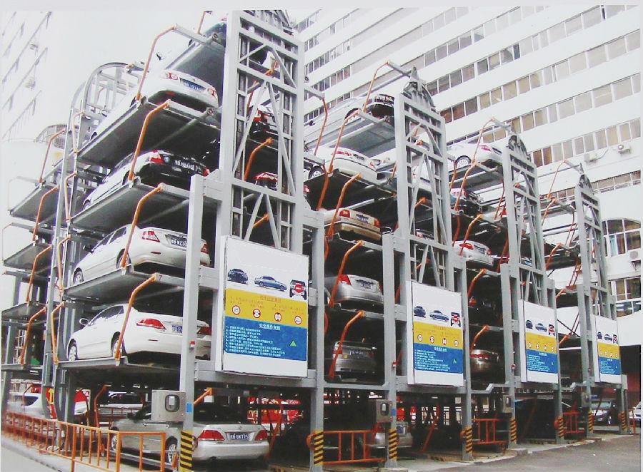 武威电梯配件——买立体车库就来甘肃壹城壹家电梯