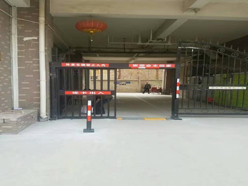 价格合理的工地栅栏平移门|优惠的小区人行门哪里买