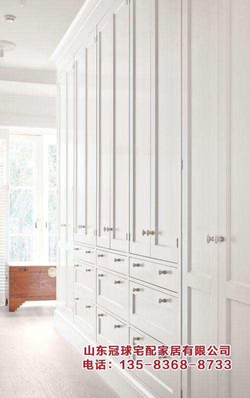 可靠的整体衣柜定制【推荐】 厂家推荐整体衣柜定制
