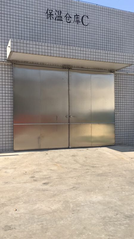 上海保温门厂家——手动电动保温门