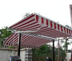 户外遮阳建造找上海飞富遮阳|厂家直销的遮阳棚