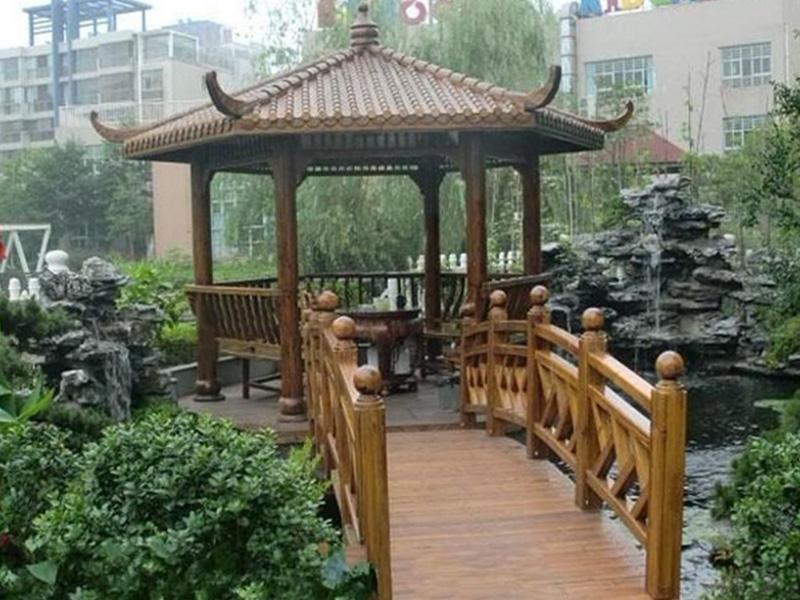 颖双绿化工程出售优质凉亭花架|西安植物花架批发