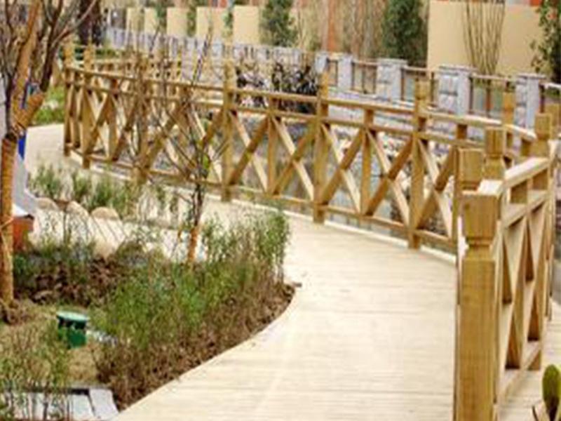实用的防腐木-颖双绿化工程提供的防腐木怎么样