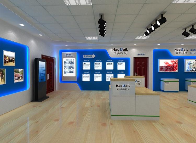 青岛创意展厅设计哪里有提供-湖南展厅设计市场
