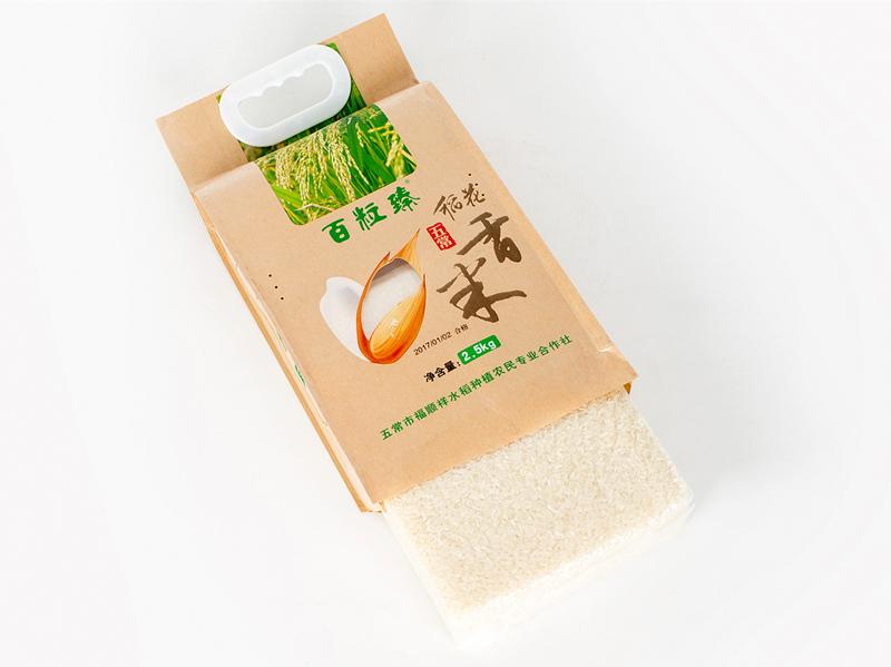 五常大米代理加盟-吃米就要吃百粒臻五常大米