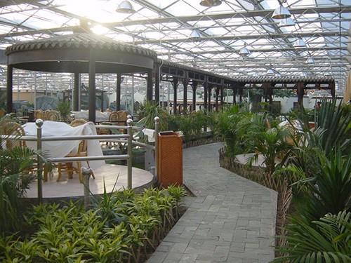 生态餐厅温室供应-哪里有提供靠谱的生态餐厅温室
