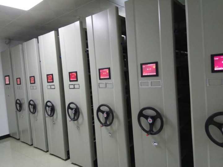 柳州智能密集架-广西智能密集架厂家直销
