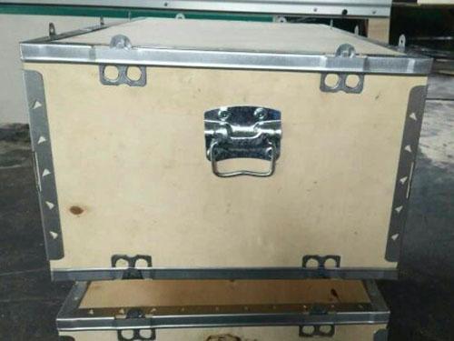 鋼帶木箱低價甩賣|福星包裝包裝木箱_品質之選