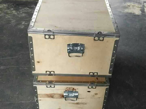 湖南鋼帶木箱-哪里有賣包裝木箱