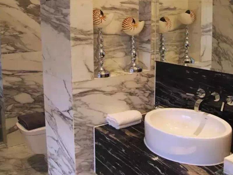 云浮天造美石材定制——耐用的洗手盆天造美石材供应