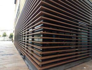 木纹铝方通|要买新的铝方通就来河南库丽装饰材料