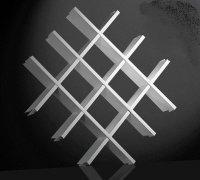 河北铝格栅报价-买具有口碑的铝格栅-就选河南库丽装饰材料