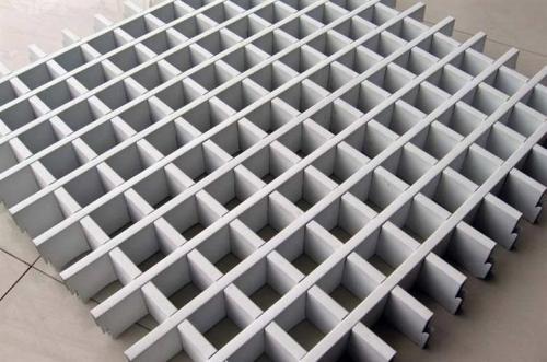 许昌铝格栅-供应郑州质量好的铝格栅