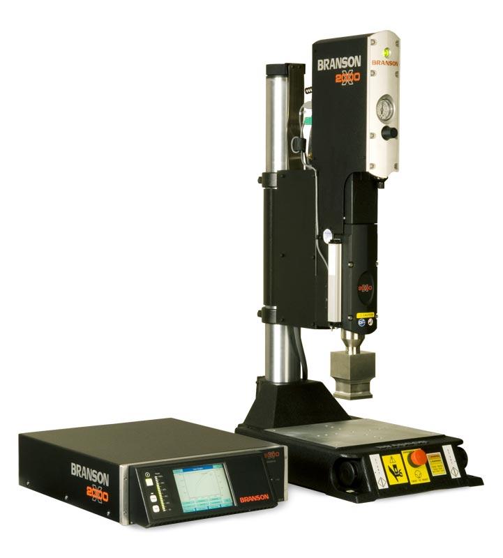 必能信超声波必能信2000x超声波塑料焊接机厂家 必能信超声波焊接机