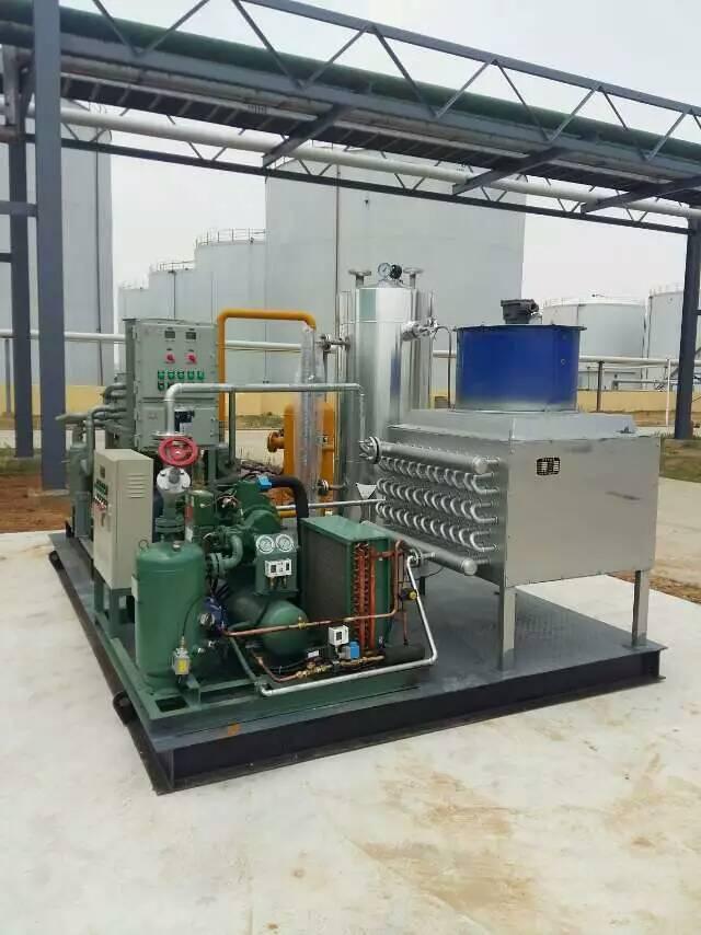 储罐油气回收装置-菏泽专业的化工厂油气回收服务