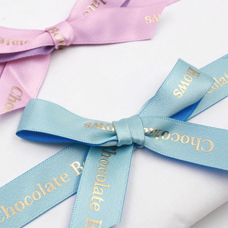 廈門印刷帶廠家-哪里有賣實惠的熱固凸版燙金燙銀印刷絲緞帶