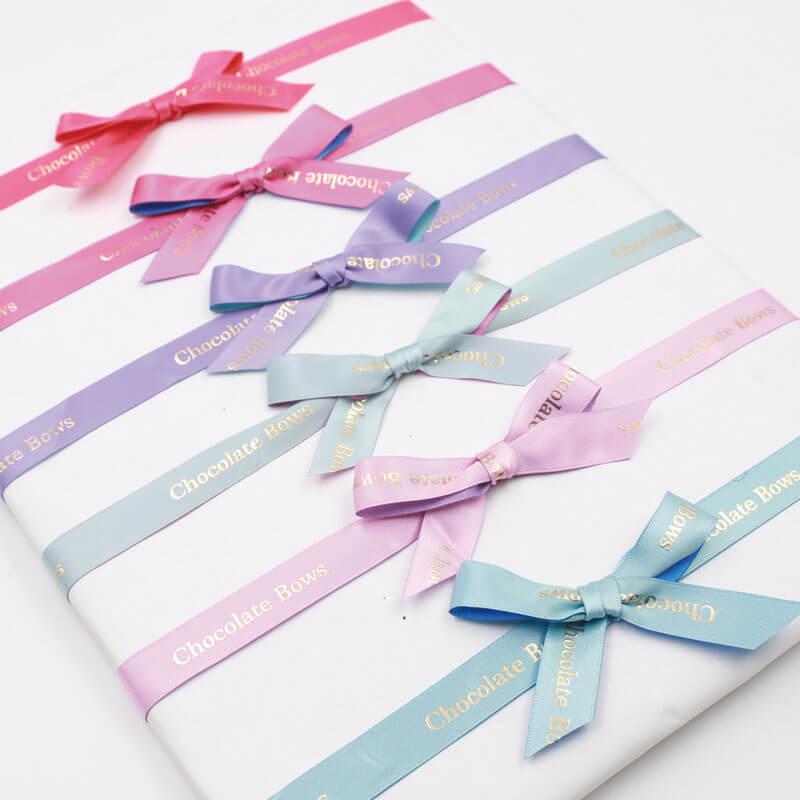 激凸烫金印刷丝带-厦门实用的热固凸版烫金烫银印刷丝缎带推荐