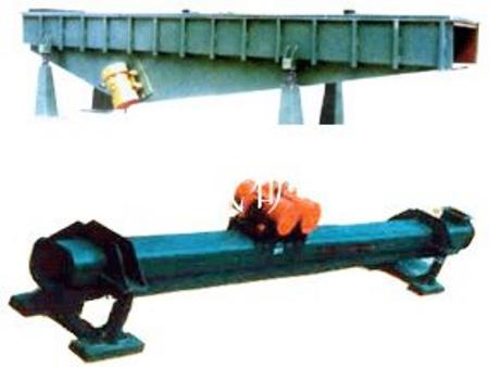 振动输送机Y34系列、DZS振动水平输送机