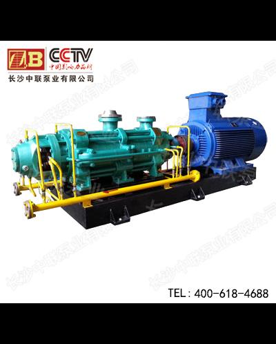 厂家供应自平衡多级泵-专业的DG(P)12-50x8型自平衡多级泵长沙中联泵业供应
