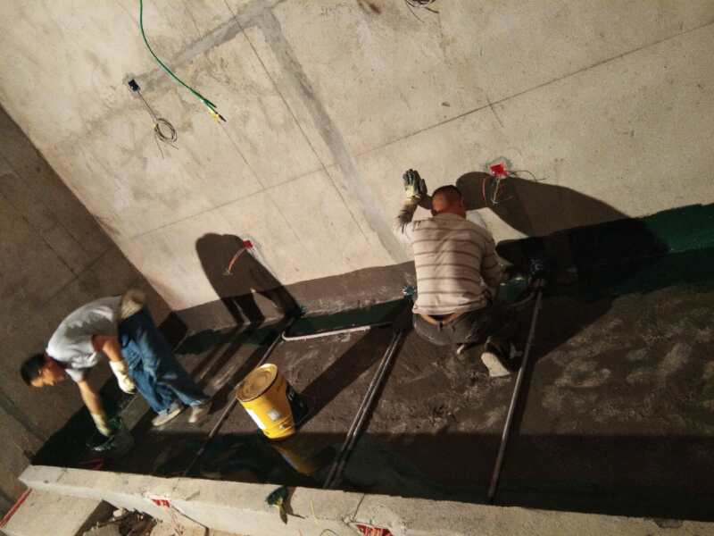 广东有口碑的伸缩缝铺卷材施工-厂房防水补漏案例