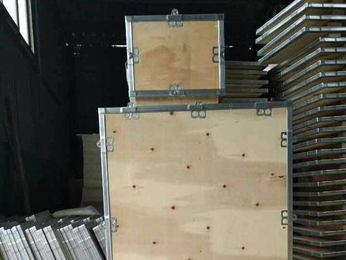 包裝箱制造-大量出售木箱