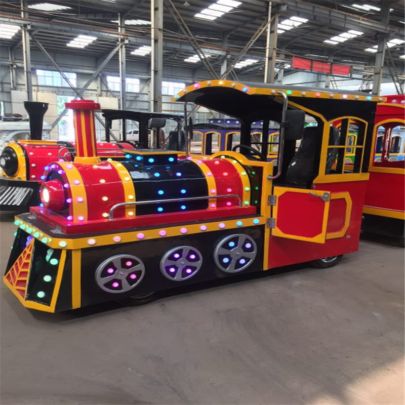无轨小火车厂家哪家好——特色的无轨小火车