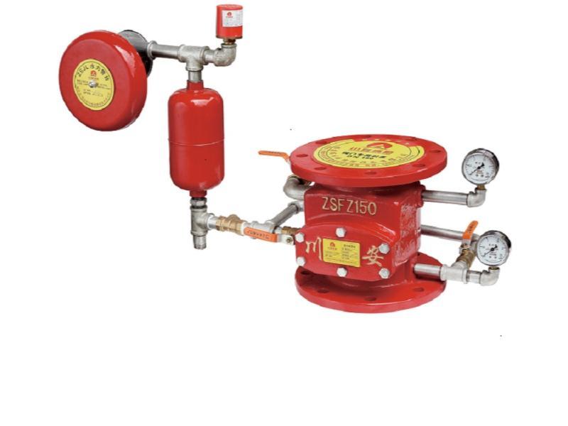 川安消防供应专业的预作用报警阀-预作用报警阀提供
