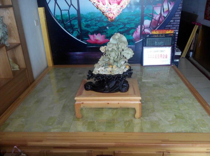 營口玉石床炕多少錢-鞍山名聲好的玉石床炕提供商