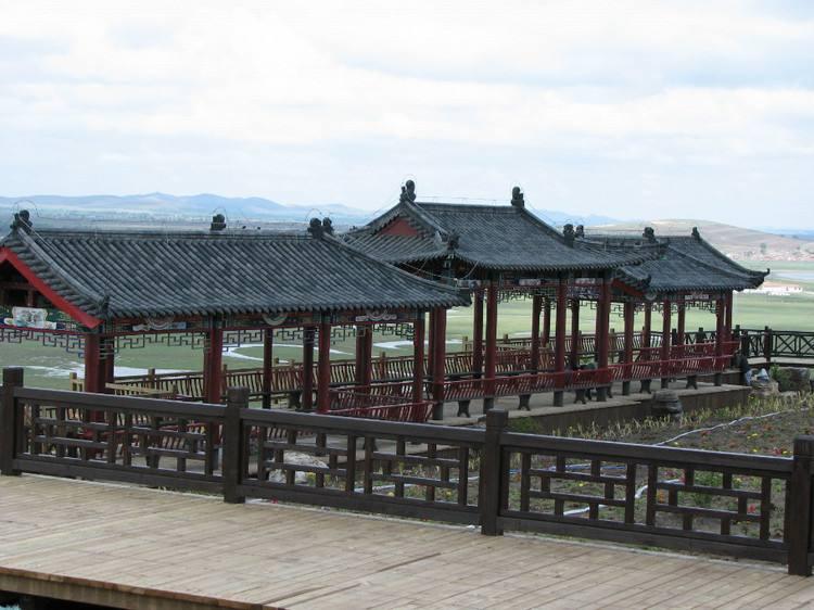 优质的古建当选昌富亿达钢木结构——钢木结构