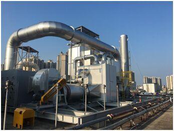 有机废气冷凝回收设备供货厂家_热荐高品质有机废气冷凝回收设备质量可靠