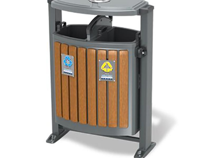 甘肅環衛設施_大量供應品質可靠的蘭州垃圾桶