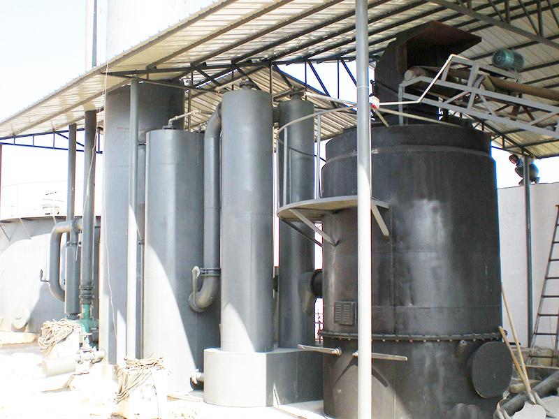 淄博质量良好的废气处理设备批售——工业废气处理厂家
