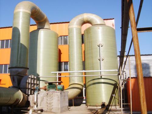 工业脱硫塔-天津豪润森蓝环保高质量的,工业脱硫塔