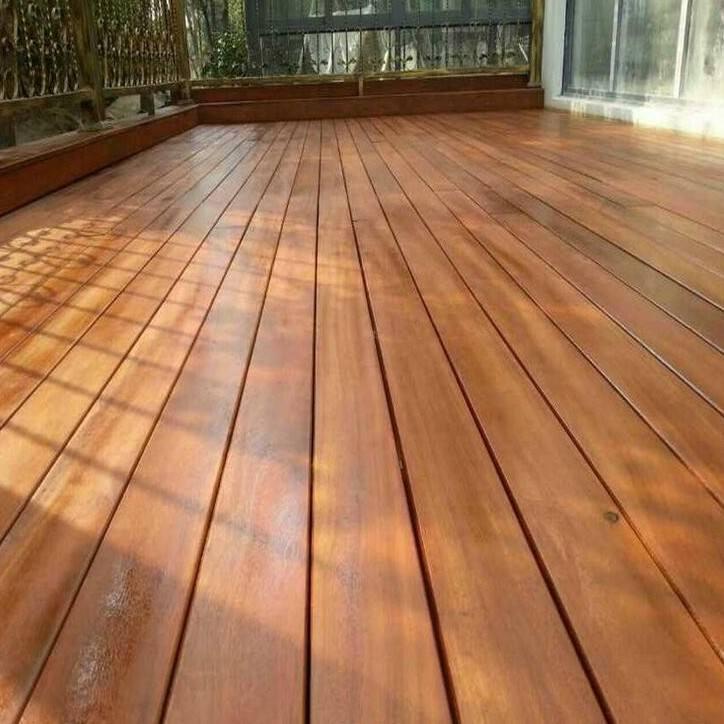 昌富亿达钢木结构提供的防腐木地板价钱怎么样——海口防腐木地板