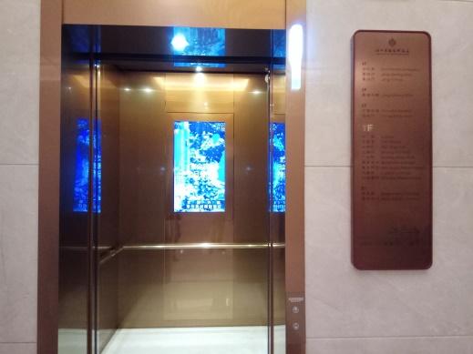 电梯装饰 找专业的电梯装饰就上通博电梯