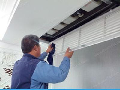 天水中央空调清洗-专业中央空调清洗服务找兴科力清洗工程