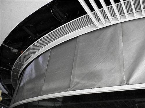 沈阳挡烟垂壁厂家直销-哪儿有卖质量好的挡烟垂壁