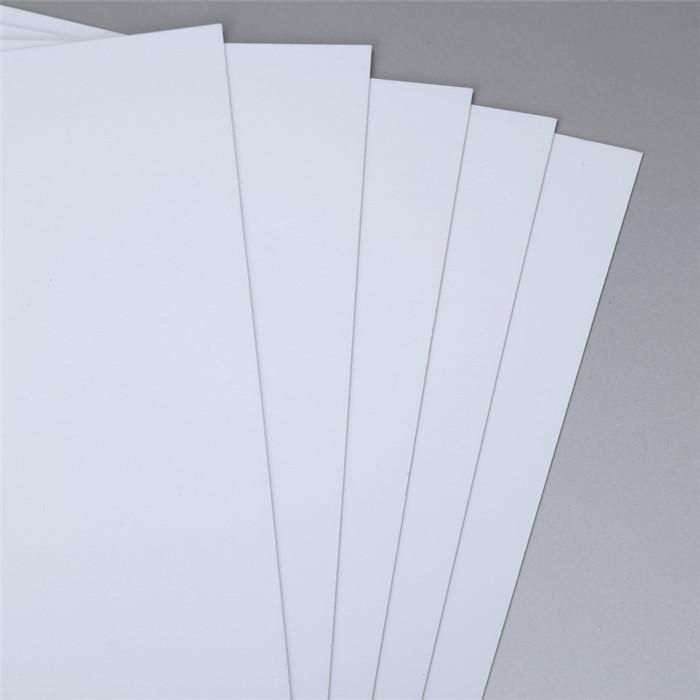 河源PVC片材厂家 怎么买实惠的光白磨砂PVC塑料片呢