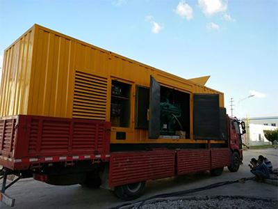 优惠的发电车租赁就在山东斯迈尔机械设备_山东发电车出租价格