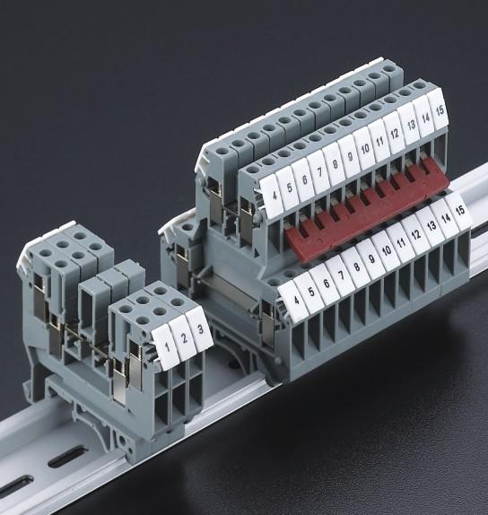 双层接线端子就选联得电气 接线端子品牌好