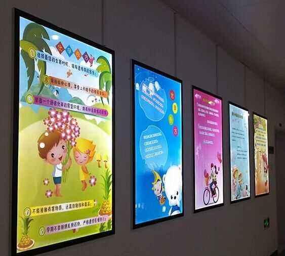 宣传栏制作公司 石家庄高质量的户外广告灯箱制作哪里有提供