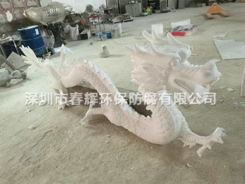 优质的玻璃钢雕塑当选春辉环保_黑龙江玻璃钢卡通雕塑