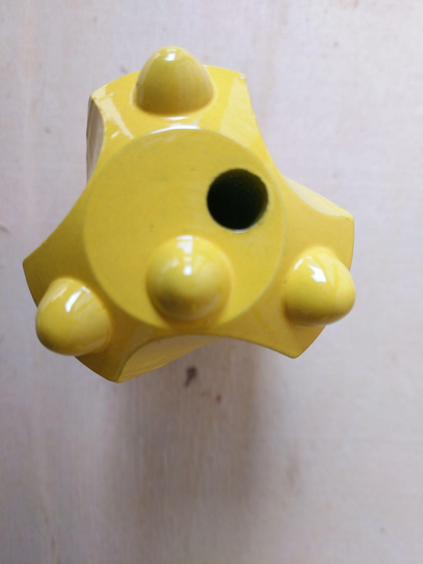 锥度球齿钻头生产厂家-三通钎具提供专业的锥度球齿钻头