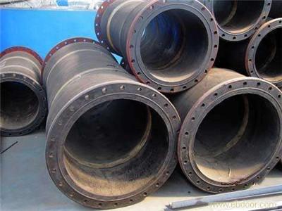 大口径夹布胶管宏禄橡塑制品专业供应 优惠的大口径夹布胶管