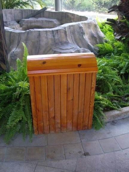 价位合理的防腐木小品_供应海口物超所值的防腐木小品