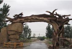 哪儿能买到超值的假山假树_临沂假山假树供货厂家