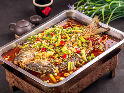 烤鱼技术培训公司_郑州特色烤鱼技术培训当选河南华百盛餐饮