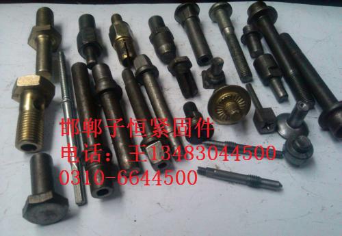 邯郸子恒紧固件厂专业供应30螺栓,山西螺栓厂